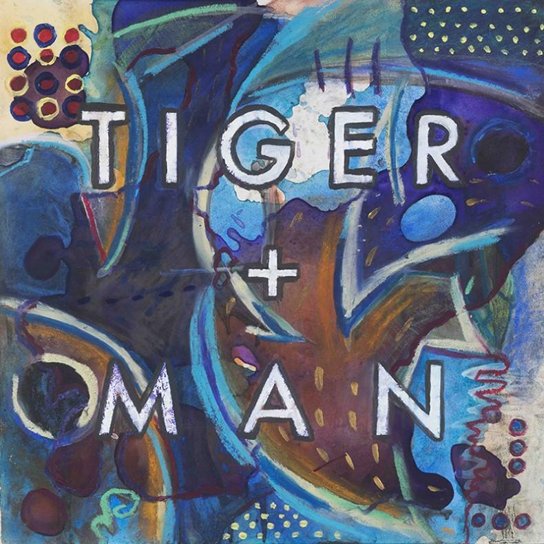 Tiger + Man