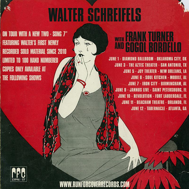 Walter Schreifels Inlay