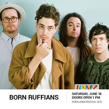 NXNE - Born Ruffians
