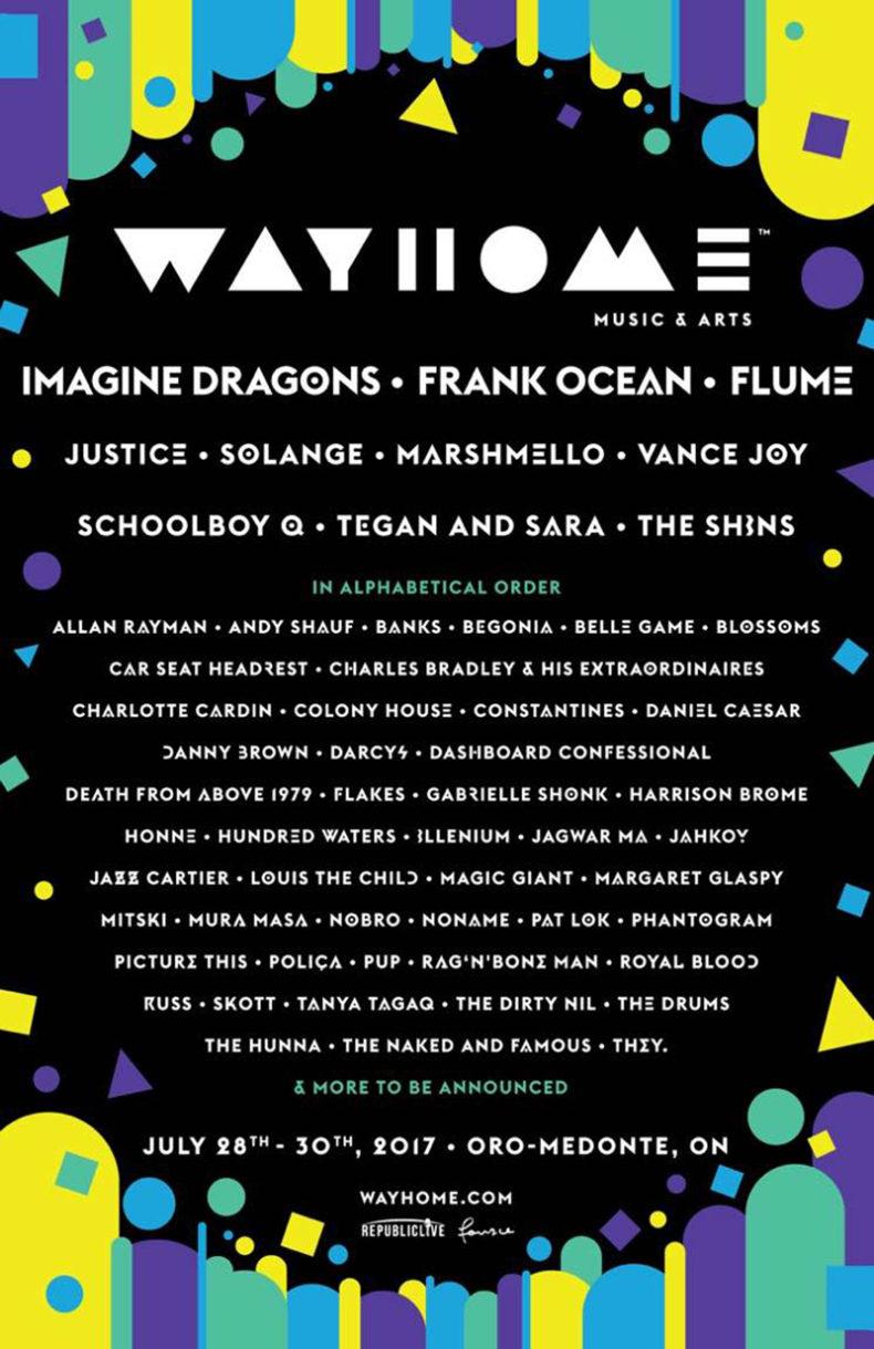 Wayhome 2017