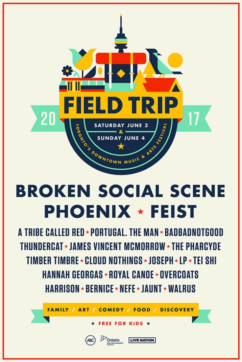 Field Trip 2017