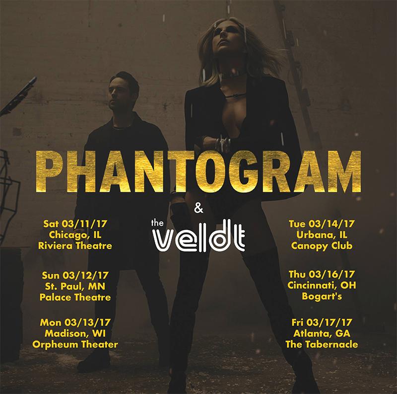 Phantogram Album Art