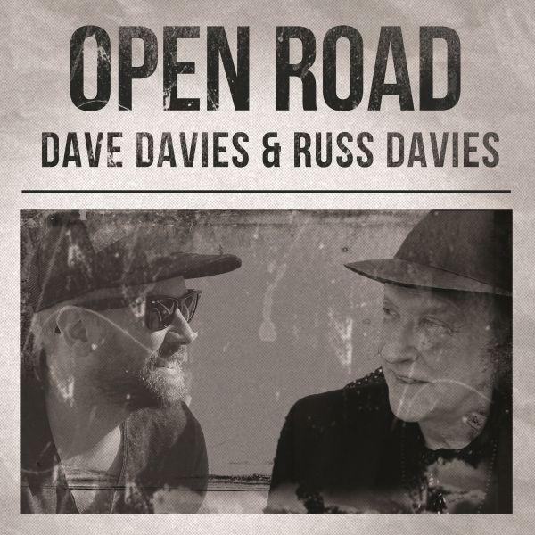 SPILL ALBUM REVIEW: DAVE DAVIES & RUSS DAVIES - OPEN ROAD