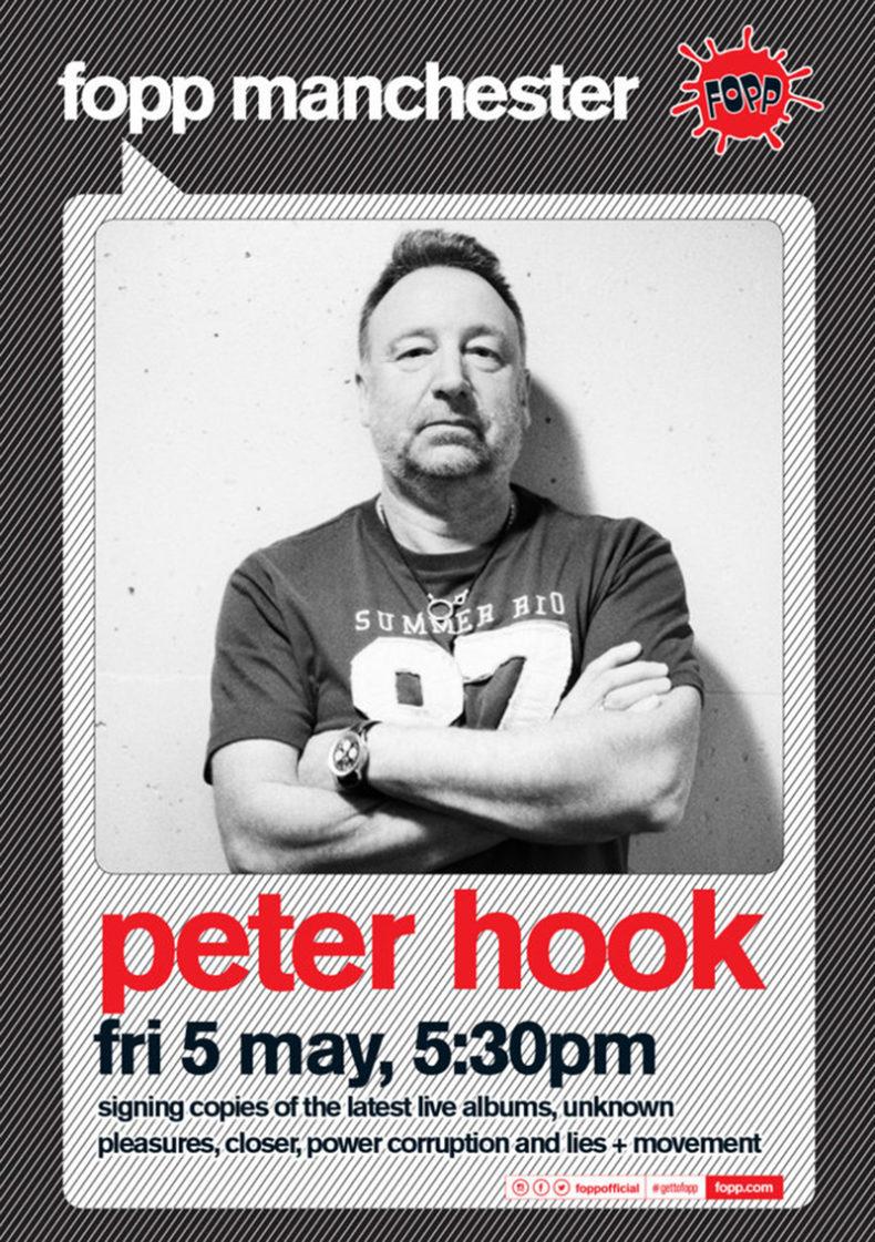 Peter Hook