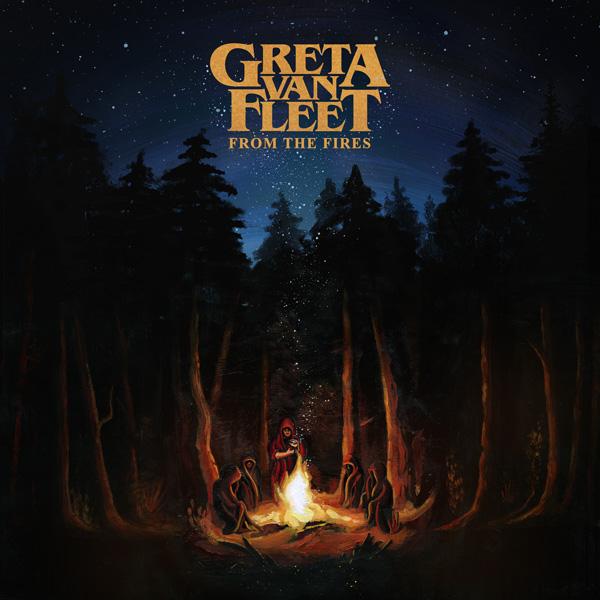 Risultati immagini per greta van fleet from the fires