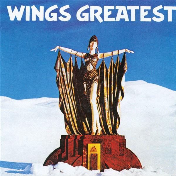 SPILL ALBUM REVIEW PAUL McCARTNEY WINGS GREATEST REISSUE