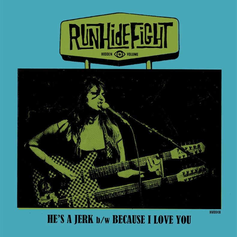 Runhidefight