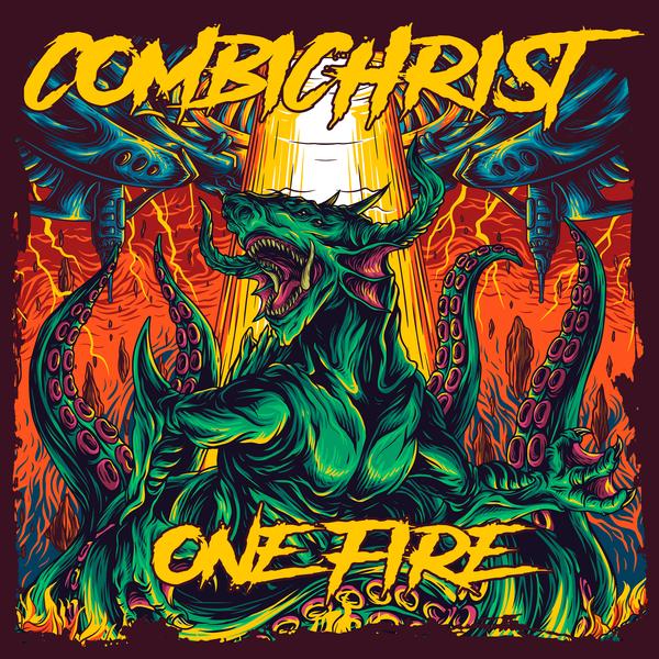 Картинки по запросу Combichrist – One Fire