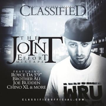 Classified Join Effort Mixtape