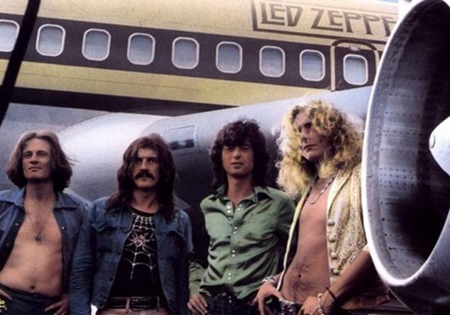 Led Zeppelin Jet