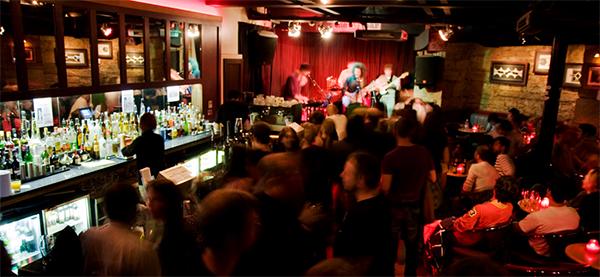 Bar Audience