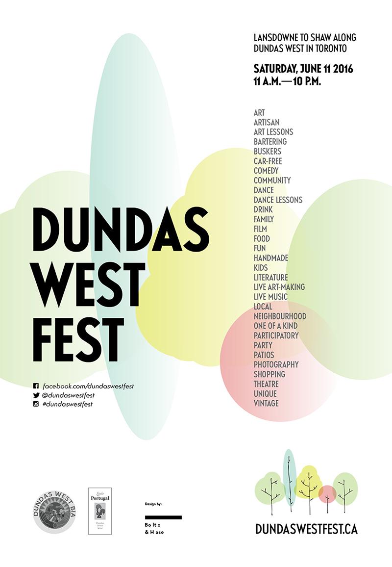 Dundas West Festival Inlay