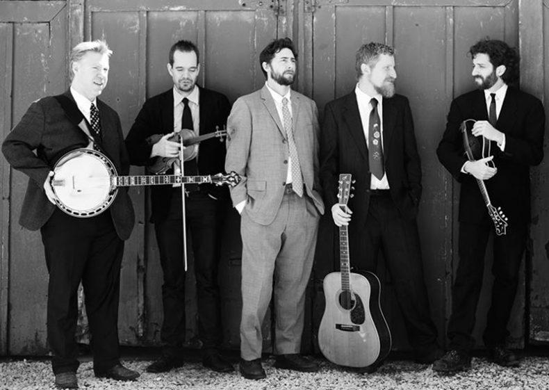 Jeff Scroggins & Colorado And The Foggy Hogtown Boys