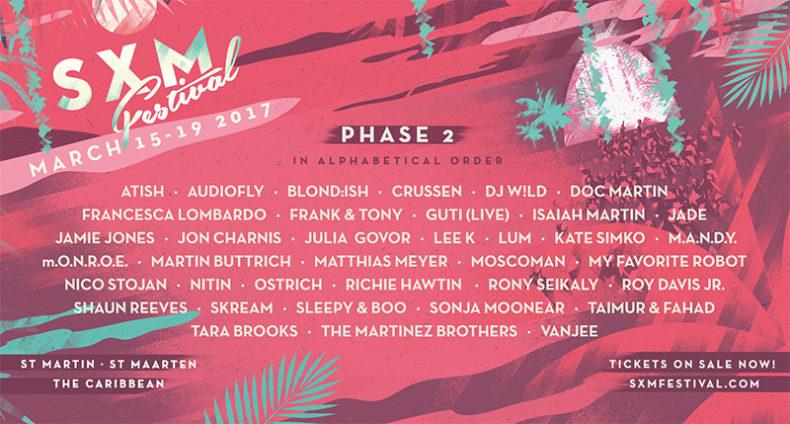 SXM Festival