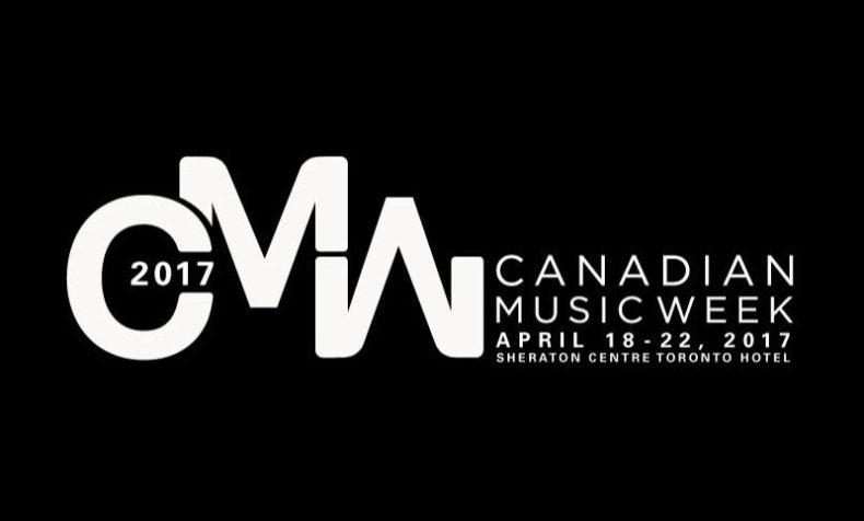 Canadian Music Week 2017