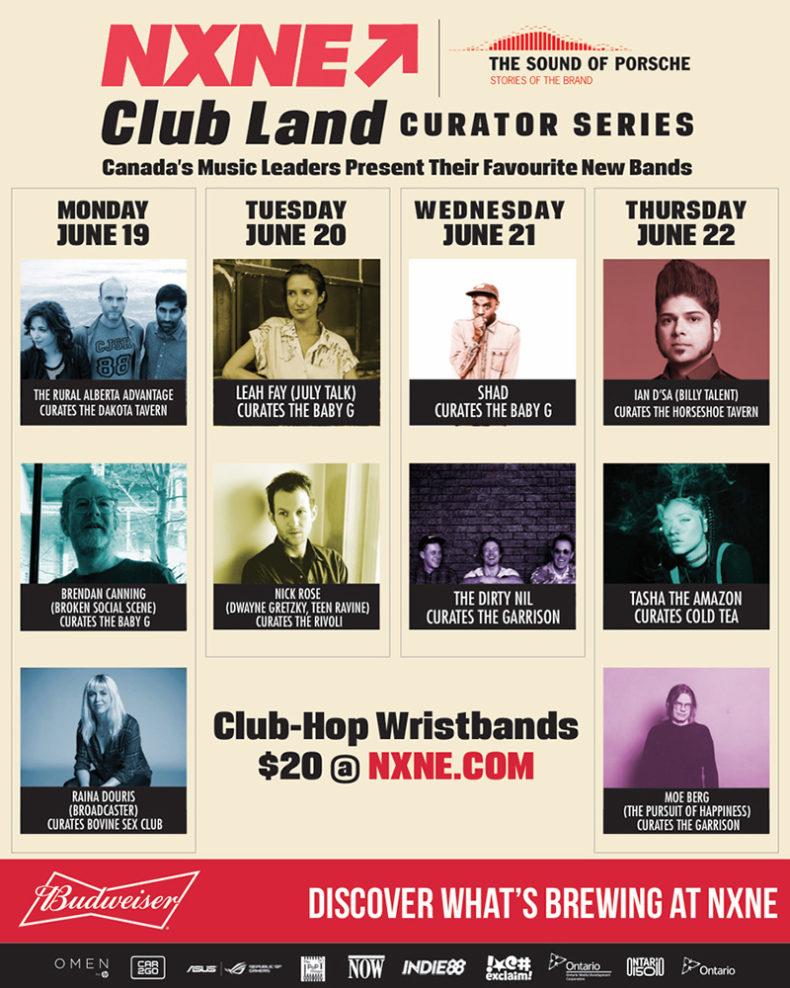 NXNE Club Land