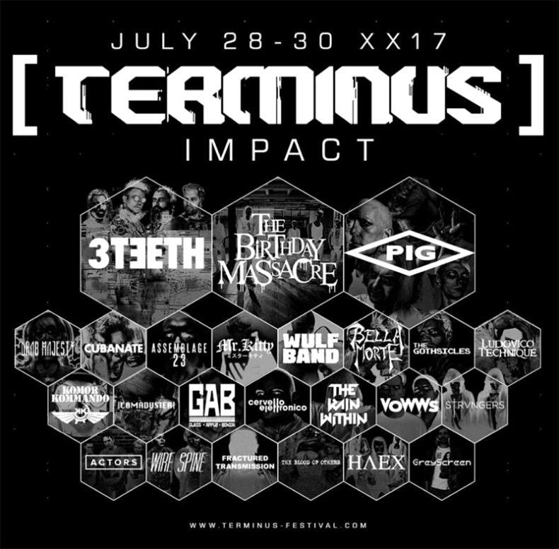 Terminus - Impact 2017