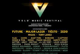 VELD Music Festival 2017
