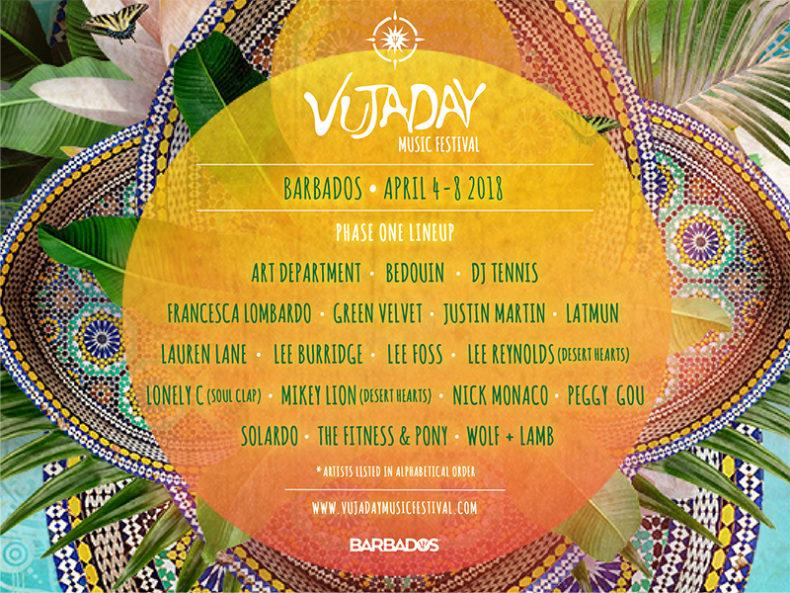 Vujaday Music Festival