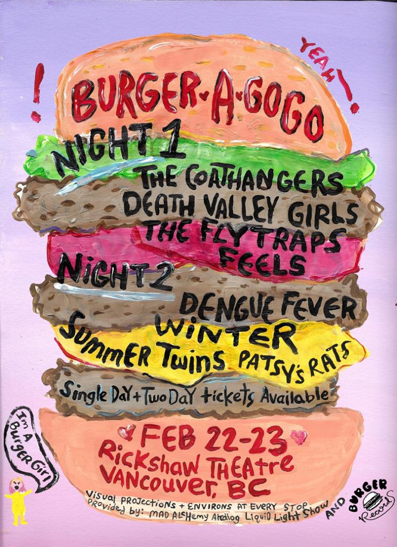 Burger A-Go-Go