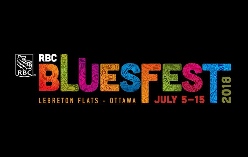 2018 RBC Ottawa Bluesfest