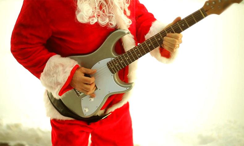 Jingle Bell! Jingle Bell! Jingle Bell Rock!