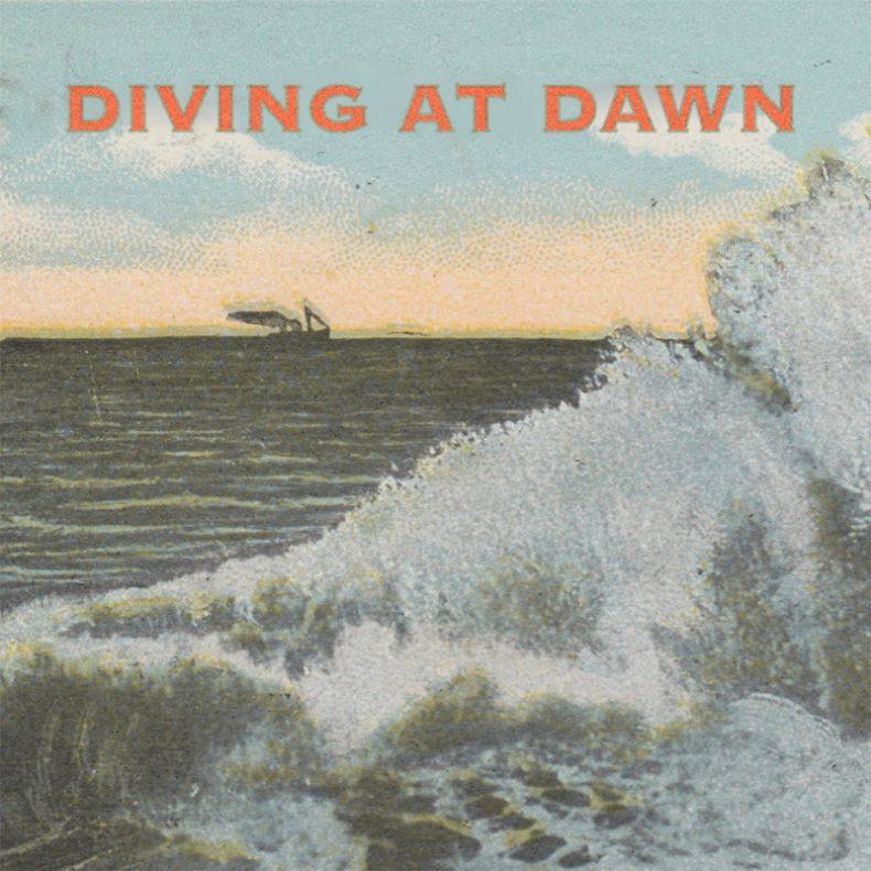Diving At Dawn