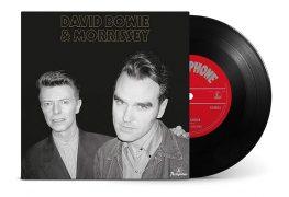 David Bowie & Morrissey