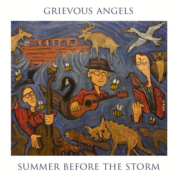 Grievous Angels