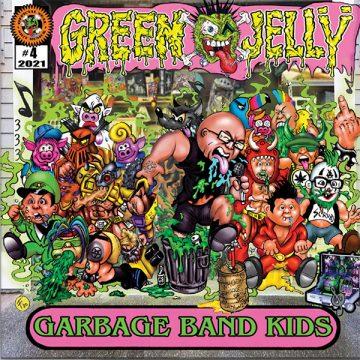 Green Jellÿ